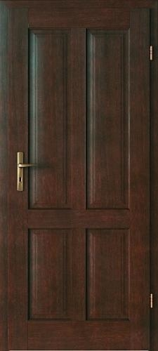 Door leaves in natural veneer Porta Doors - Malaga & 501Doors.Com